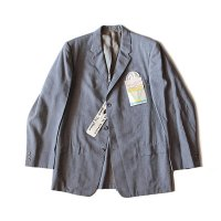 1960's GRAY 3B TAILORD SUMMER JACKET (LARGE)