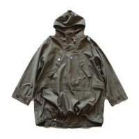 N.O.S WW2 OD COTTON FIELD PARKA ANORAK WITH TAILOR TAGS