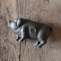 VINTAGE CAST IRON PIGGY