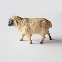 VINTAGE CASTIRON SHEEP ORNAMENT