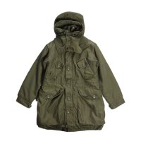 1970's CANADIAN EXTREME COLD WEATHER PARKA FULL SET (SMALL SHORT)