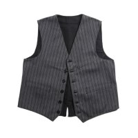 N.O.S 1930's〜 FRENCH WORK VEST (MEDIUM)