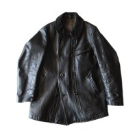1930's FRENCH CORBUSIER LEATHER JACKET (MEDIUM)