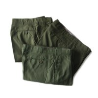 N.O.S SWEDISH MILITARY SLACKS (W31-W34) STOCK 6