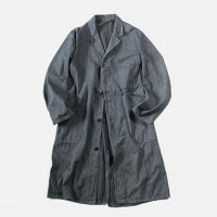 〜1950's FRENCH WORK SOLT & PEPPER COAT (MEDIUM) MINT CONDITION