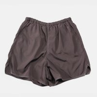 MILITARY GROSGRAIN SHORTS (SIZE 2) BROWN