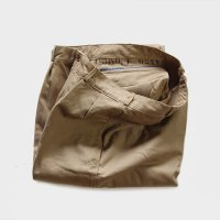 N.O.S FRENCH ARMY M-52 1ST PATTERN CHINO TROUSER (W34)