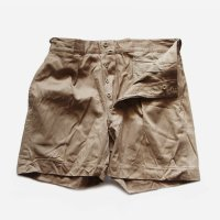 N.O.S 1950's FRENCH ARMY M-52 CHINO SHORTS (SIZE-5) STOCK 3