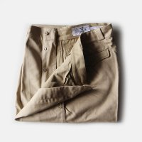 1960's FRENCH ARMY CHINO TROUSER (W32) MINT CONDITION