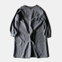 1930's H.B.T COVERT FRENCH WORK COAT (LARGE)