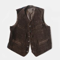1940's FRENCH WORK GILET (MEDIUM) MINT CONDITION