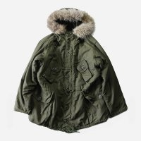 1973's CANADIAN ARMY MILITARY MODS PARKA (MEDIUM SHORT) MINT CONDITION