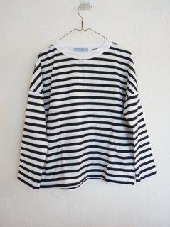 R&D.M.Co-(オールドマンズテーラー)ドロップショルダーTシャツ