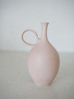 和田麻美子 花器(ピンク)1