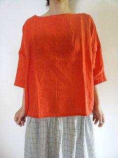 ヤンマ産業 リネンニュースクエアシャツ半袖 3色