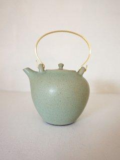 西村峰子 土瓶緑S
