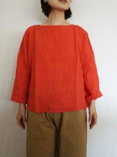 ヤンマ産業 リネンニュースクエアシャツ長袖3色
