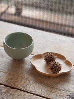 四十沢木材工芸 木瓜小皿