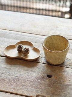 四十沢木材工芸 松小皿