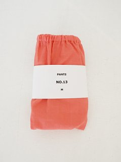 TESHIKI パンツ NO13
