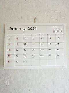 葛西薫カレンダー2022 壁掛け