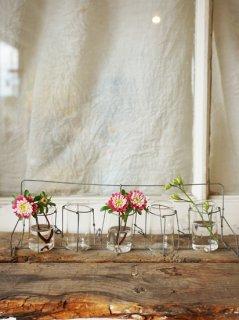 増田由希子 横型の花器