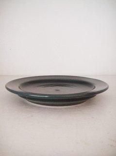 群青5寸リム皿