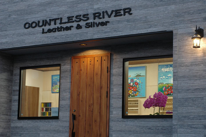 Coountless River 店舗