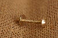 中ポンネジ 真鍮製