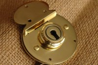 Brass Vintage Lock 2 Made in England