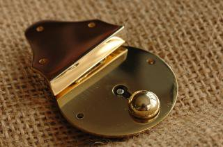 CIRCLE LOCK No5 Made in Italy