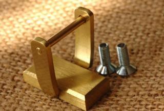 真鍮無垢 日本製 アタッチメント 1. 内21mm