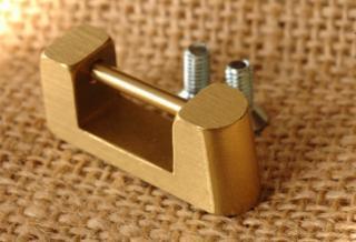 真鍮無垢 日本製 アタッチメント 2. 内17mm