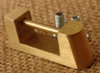 真鍮無垢 日本製 アタッチメント 3. 内20mm