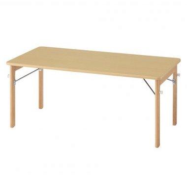 折脚テーブル ココナ L43 120×60×43cm【別途送料、都度見積り】
