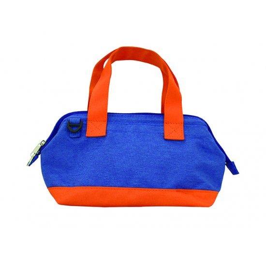 インナー防水2wayバッグ  ブルー