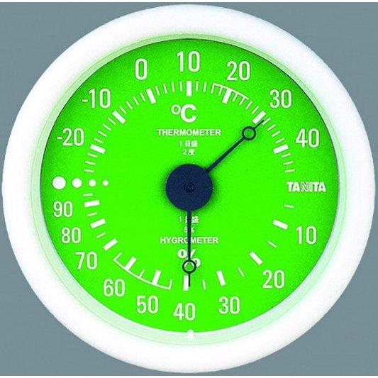温湿度計 TT-515 グリーン