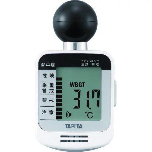 黒球式熱中症指数計 熱中アラーム TC-300