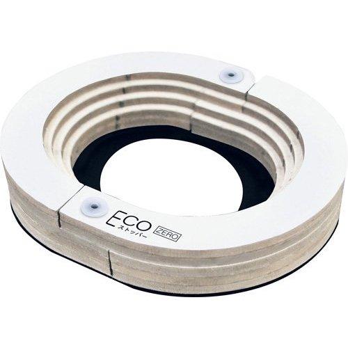 エコストッパーゼロ 白50mm 2個入