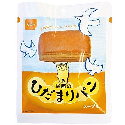 尾西のひだまりパン 36個入 メープル