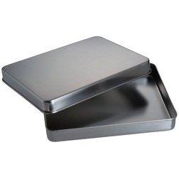 ステンレス消毒盤 21×15×4cm