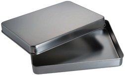 深型ステンレス消毒盤 21×15×5cm