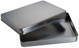 深型ステンレス消毒盤 24×18×6cm