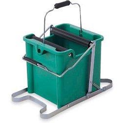 モップ絞り器 C型 グリーン