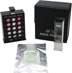 簡易型DPD残留塩素比色測定器