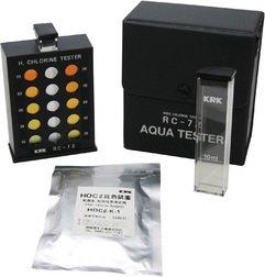 簡易型高濃度有効塩素比色測定器