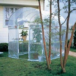 温室サンフレーム ゆとり 1坪型 180×180×200cm