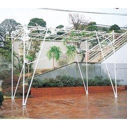サンフラワーブリッジ 1型 200×360×240cm