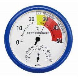 熱中症予防対策温湿度計