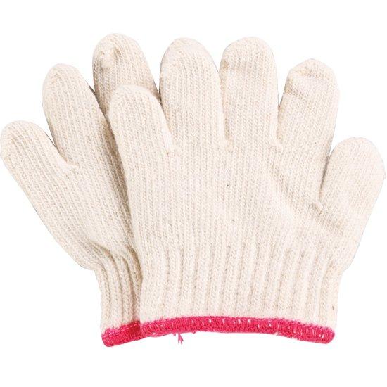 子どものびのび手袋 幼児用 ピンク 12双入